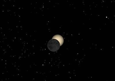 Měsíc se zcela zanoří do stínu Země