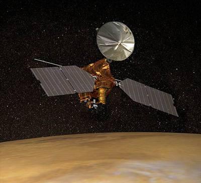 Rusové poletí na Mars. Zatím na Zemi