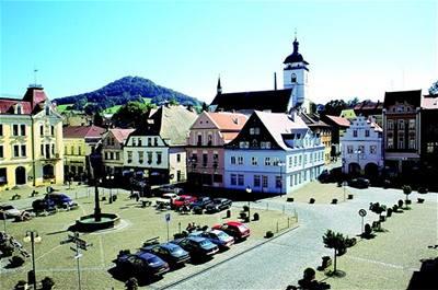 Historickým městem roku se stala  Česká  Kamenice