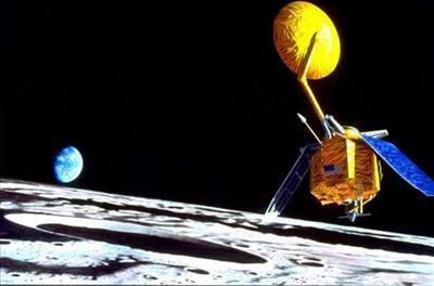Sonda-kamikadze zasáhne Měsíc