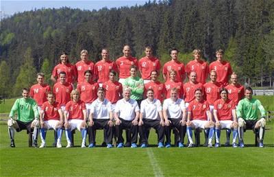 Čeští fotbalisté smetli tyrolské amatéry