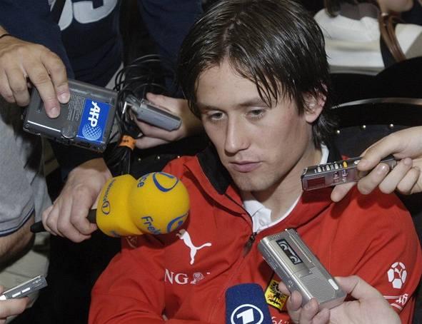 Rosický je bleskově v Arsenalu