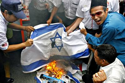 """Izrael prožívá """"jihoafrický syndrom"""""""