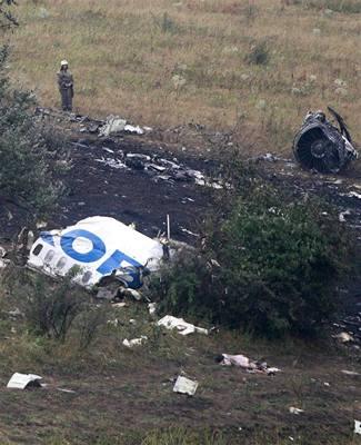 Na Ukrajině se zřítilo letadlo se 169 lidmi
