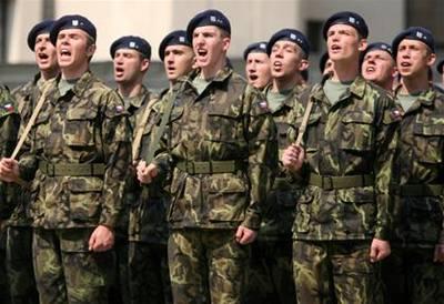 Česko pošle vojáky do Gruzie
