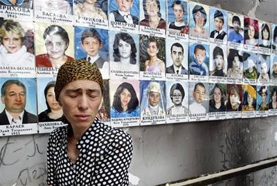Rusové nesmí pochybovat o Beslanu