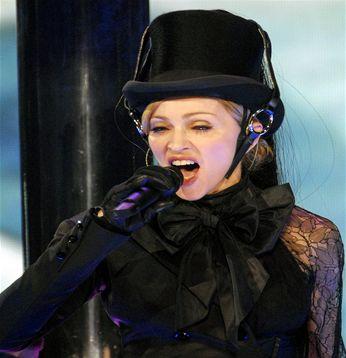O lístky na Madonnu je obrovský zájem