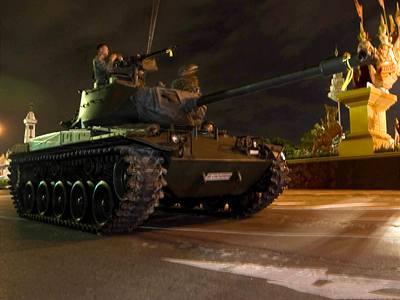 Thajská junta vybrala za premiéra bývalého vojáka