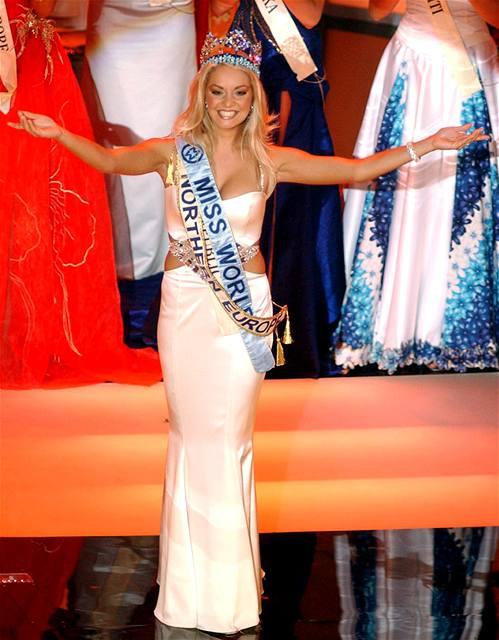 Česká kráska zvítězila v Miss World