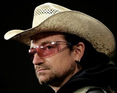 Bono utekl z Irska před daněmi