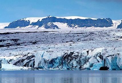 Ledovec střeží tajemství života