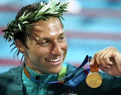 Zázračný plavec Thorpe končí. Ve 24 letech