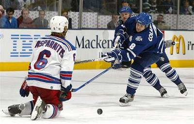 Toronto vypráskalo Rangers