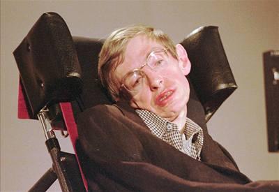 Stephen Hawking plánuje návštěvu kosmu