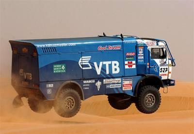 Lopraisův synovec vyhrál na Dakaru etapu