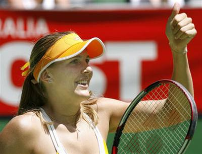 Vaidišová si zahraje na Australian Open semifinále