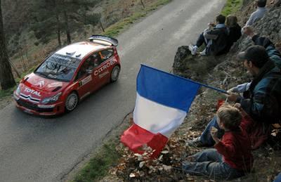 Loeb zahájil sezonu vítězstvím