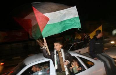 Kosovo se stává vzorem pro Palestince