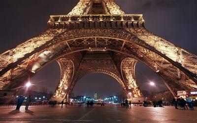 Paříž očima Hany Zavadilové