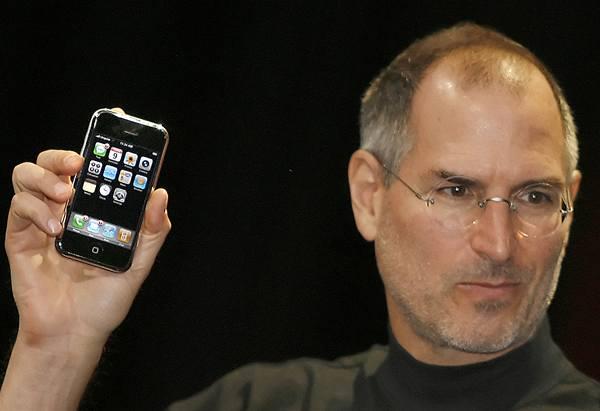 Z iPhone se konečně stal smartphone