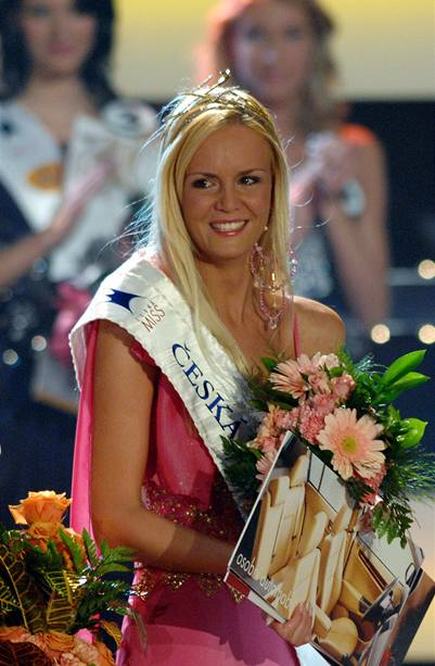 Českou Miss 2007 se stala Lucie Hadašová