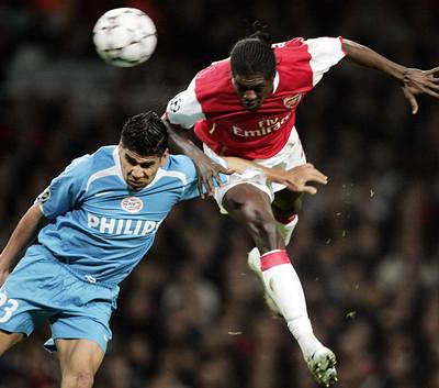 Arsenal vypadl z Ligy mistrů
