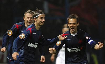 Slavia roste jako Arsenal