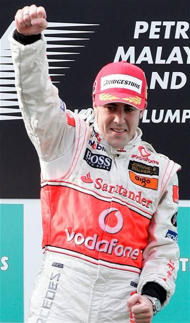 Alonso předal důkazy o špionáži