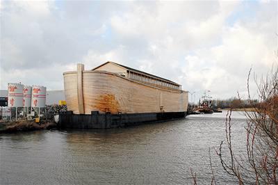 Návrat Noemovy archy