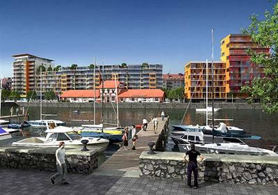 Nejlepší adresa: přístav a doky