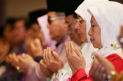 Malajsie aneb Islám trochu jinak