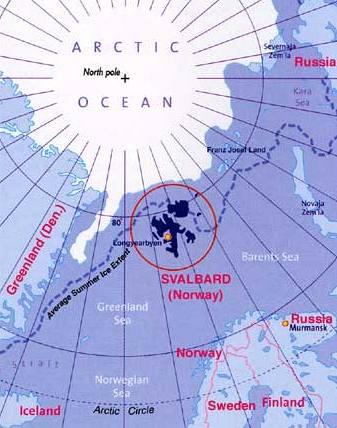 Invaze zelených polárníků