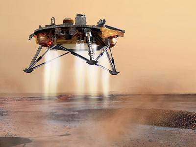NASA chystá poslední misi na Mars