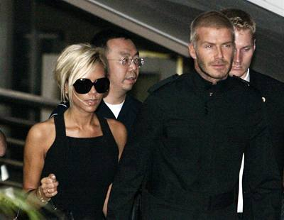 Beckham chválí paparazzi