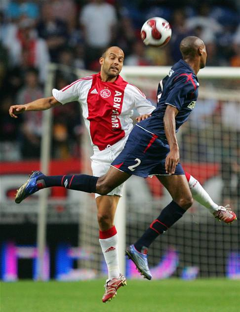 Slavia pokořila Amsterdam