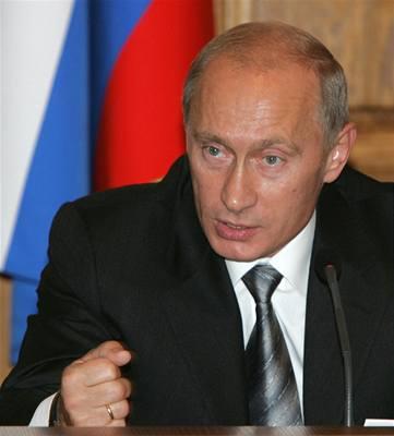 Topolánek se dohodl s Putinem