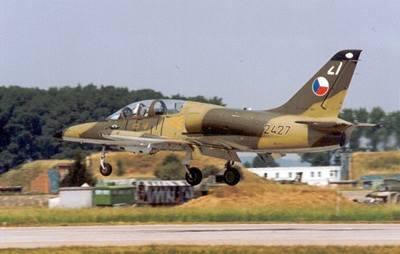 V Maďarsku se zřítil český letoun