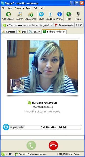 Pozor na virus šířící se přes Skype
