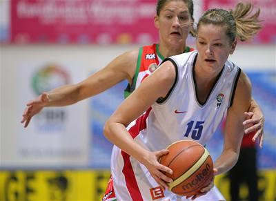 Šok: Basketbalistky vypadly s Běloruskem