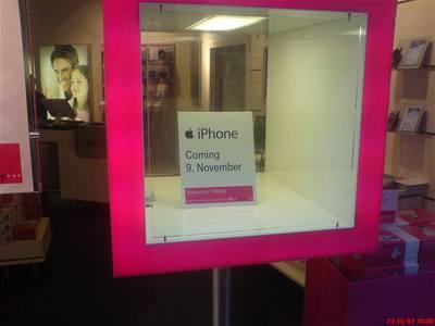 iPhone pouze na příděl