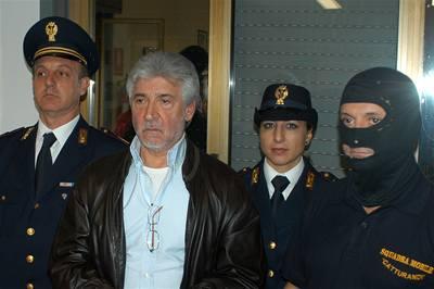Cosa Nostra dostala zásah