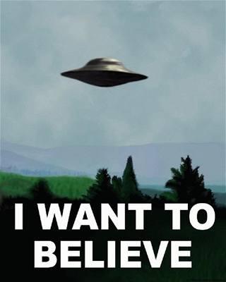Británie poodhalila tajemství kolem UFO