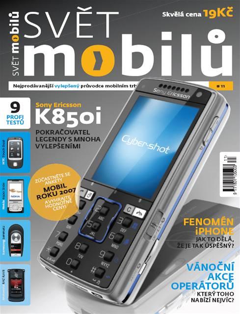 Listopadový Svět mobilů v prodeji