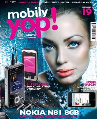 Nový yop je tady! Víte, čím nás rozčilují mobily?