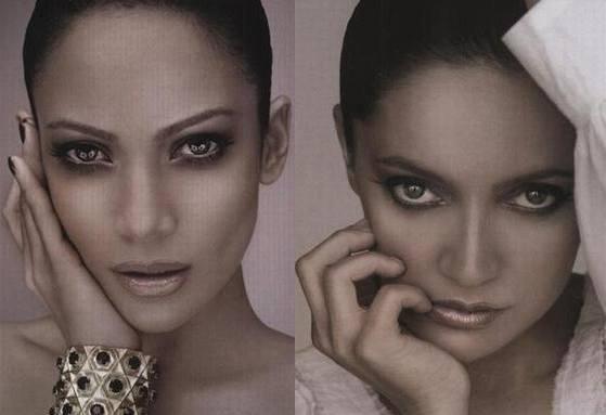 Lucie Bílá vs. Jennifer Lopez