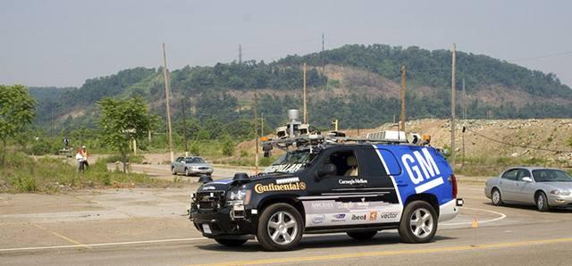 GM chystá auto bez řidiče