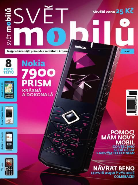 Lednový Svět mobilů: Co s novým telefonem?