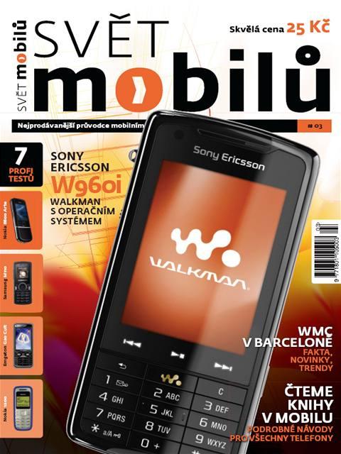 Březnový Svět mobilů: Barcelona a knihy
