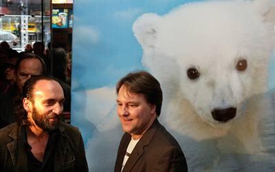 Knut je filmová hvězda