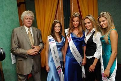 Potvrzeno: Česká Miss nepoškozuje Miss ČR